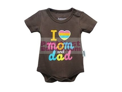 ecbcacc92c75 Romper (I Love Mom and Dad) - Baby Clothes