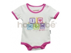 Romper (I Love Mom - Love Begins Here)