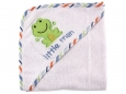 Applique Hooded Towel (Little Man)