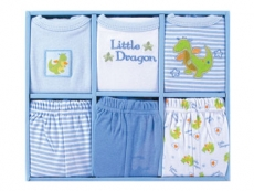 Grow With Me Set 6pc (Blue)