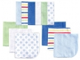 Washcloths 12pk (Blue)