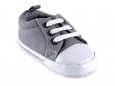 Basic Canvas Sneaker (Grey)
