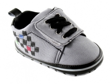 Skater Sneaker (Grey)