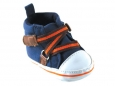 Boy Zig Zag Hi-Top (Blue)