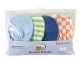 Scratch Mittens 4pk (Blue)
