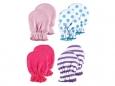 Scratch Mittens 4pk (Pink)