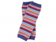 Baby Leg Warmers (Blue Stripes)