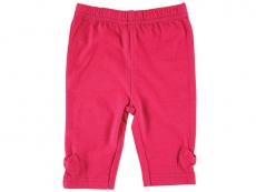 Bow Leggings (Pink)