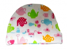 Luvable Friends Cap 1 piece (Colorful Teapot)