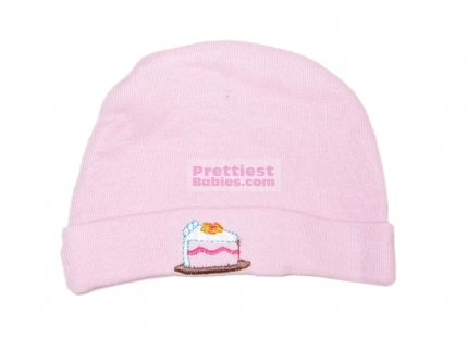 1354eb7ed82 Luvable Friends Cap 1 piece (Pink   Cake) - Baby Clothes