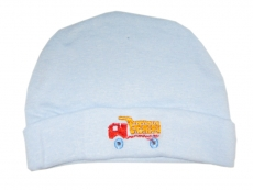 Luvable Friends Cap 1 piece (Skyblue & Lorry)
