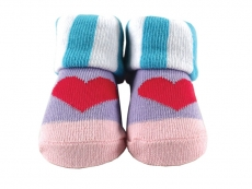 Baby Socks (Girl) - Love Design