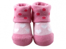 Baby Socks (Girl) - Love Design 2
