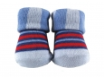Baby Socks (Boy) - Stripe Design