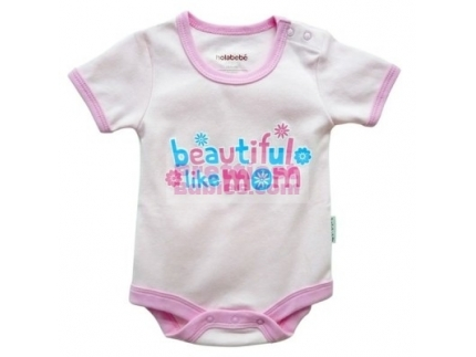 2f359360b646 Romper (Beautiful Like Mom) - Baby Clothes