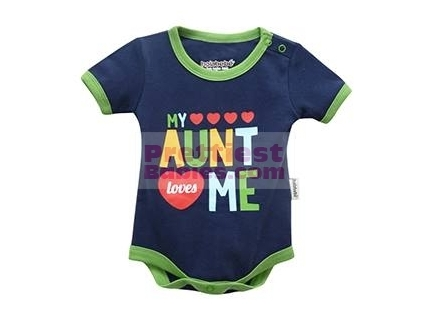1a799354772a Romper (My Aunt Loves Me) - Baby Clothes