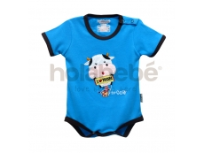 Romper Cute Little Cow (C for Cow)
