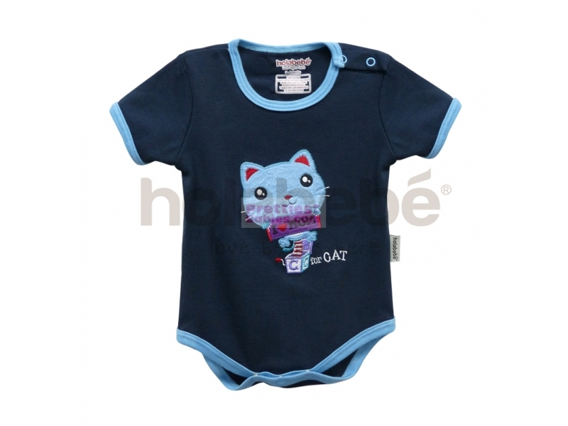 Romper Cute Little Cat Baby Clothes