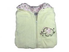 Luvable Friends Sleeping bag - Elephant
