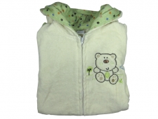 Luvable Friends Sleeping bag - Bear