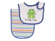 Deluxe Bib & Burp Cloth