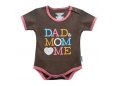 Baby Romper 1 (Dad & Mom Love Me)