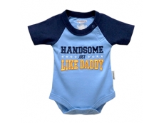 Baby Romper 2 (Handsome Like Daddy)