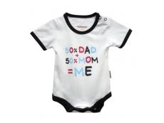 Romper (50% Dad 50% Mom)