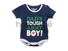 Romper (Dad's Tough Amy Boy)