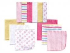 Washcloths 12pk (Pink)