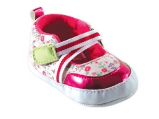 Girl Colorful Print Shoe (Floral)