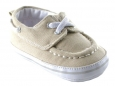 Boy Slip-on Shoe (Beige)
