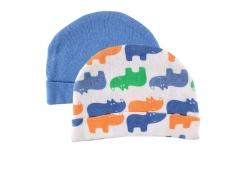 Safari Caps 2pk (Blue)
