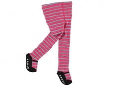 Non-Skid Stripe Mary Jane Tights