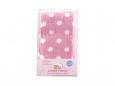 Medium Pink Dot Cotton Tight