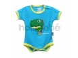 Romper Cute Little Dinasour (D for Dinasour)