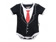 Baby Romper 4 (Men In Black)