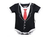 Baby Romper 4 (Men In Black)